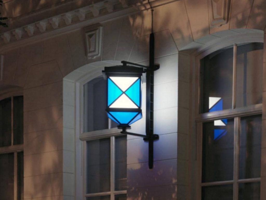 Alex Morrison lamp