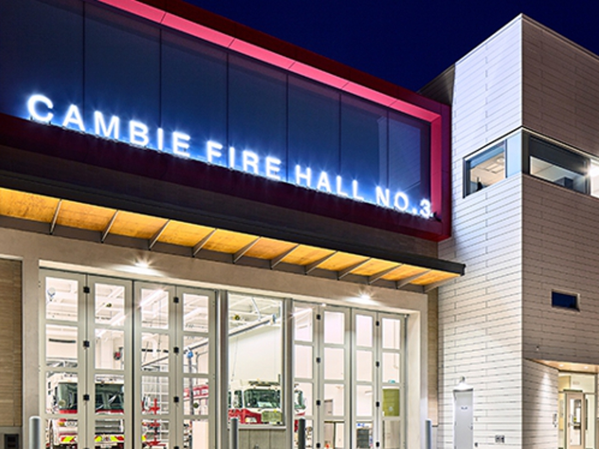 Cambie Fire Hall Number 3