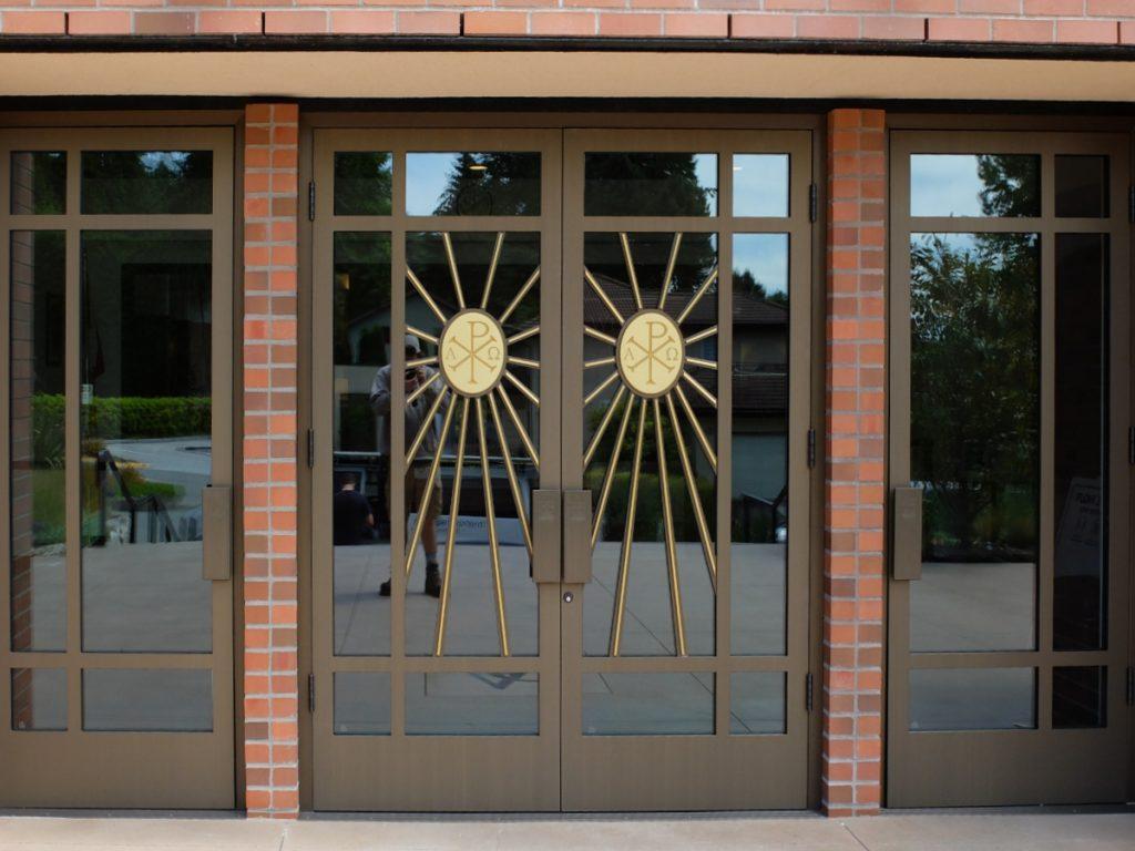 Christ the Redeemer Church Doors