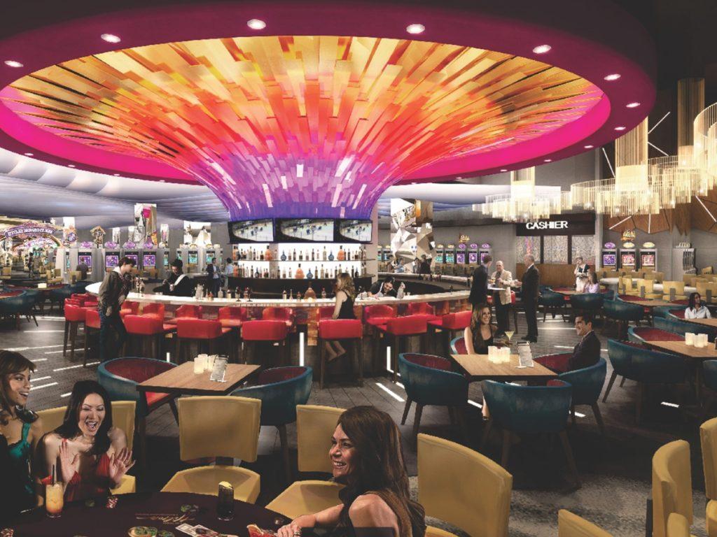 Nova Bar Edmonton Artist Rendering