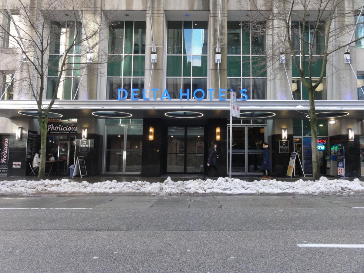 Delta Suites Hotel Vancouver