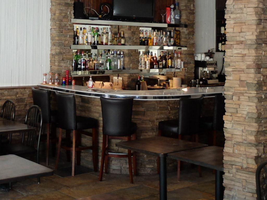That Place Restaurant bar