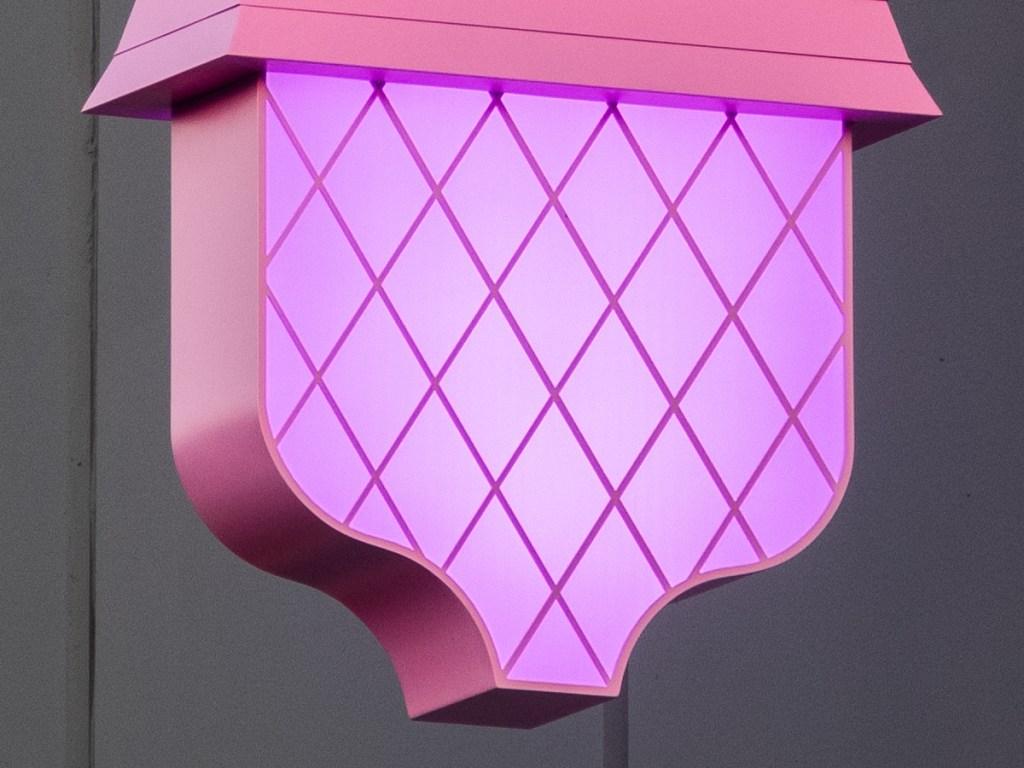 Alex Morrison Intra Urban lantern