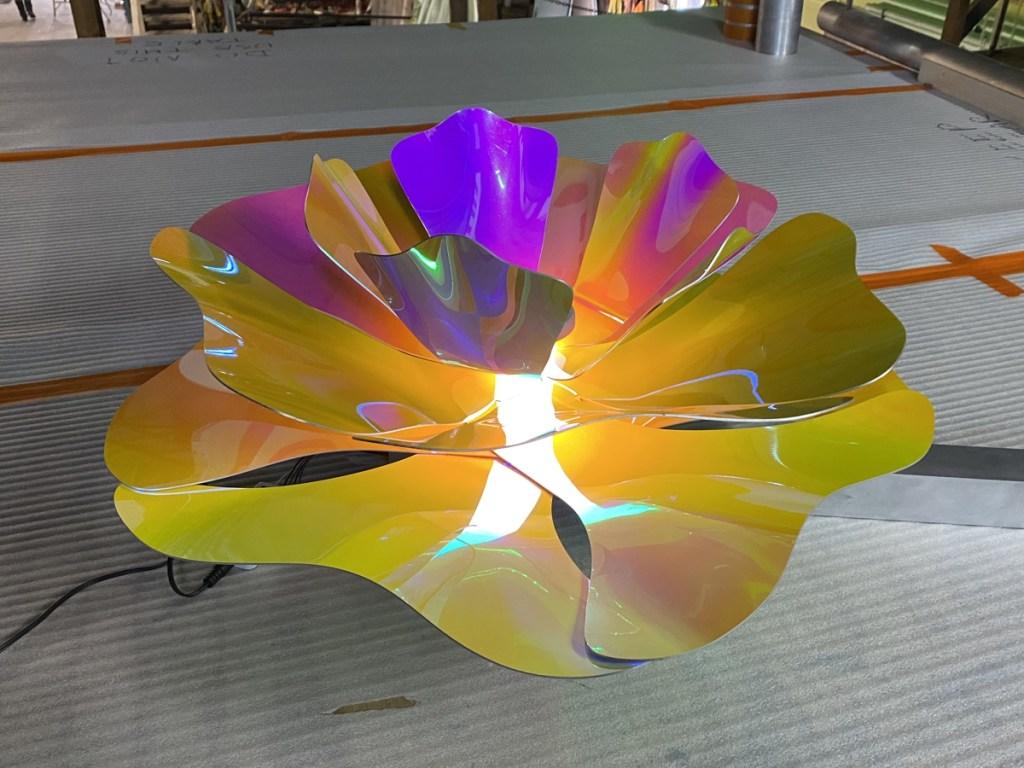 Oakridge Sales Centre Flowers Fabrication