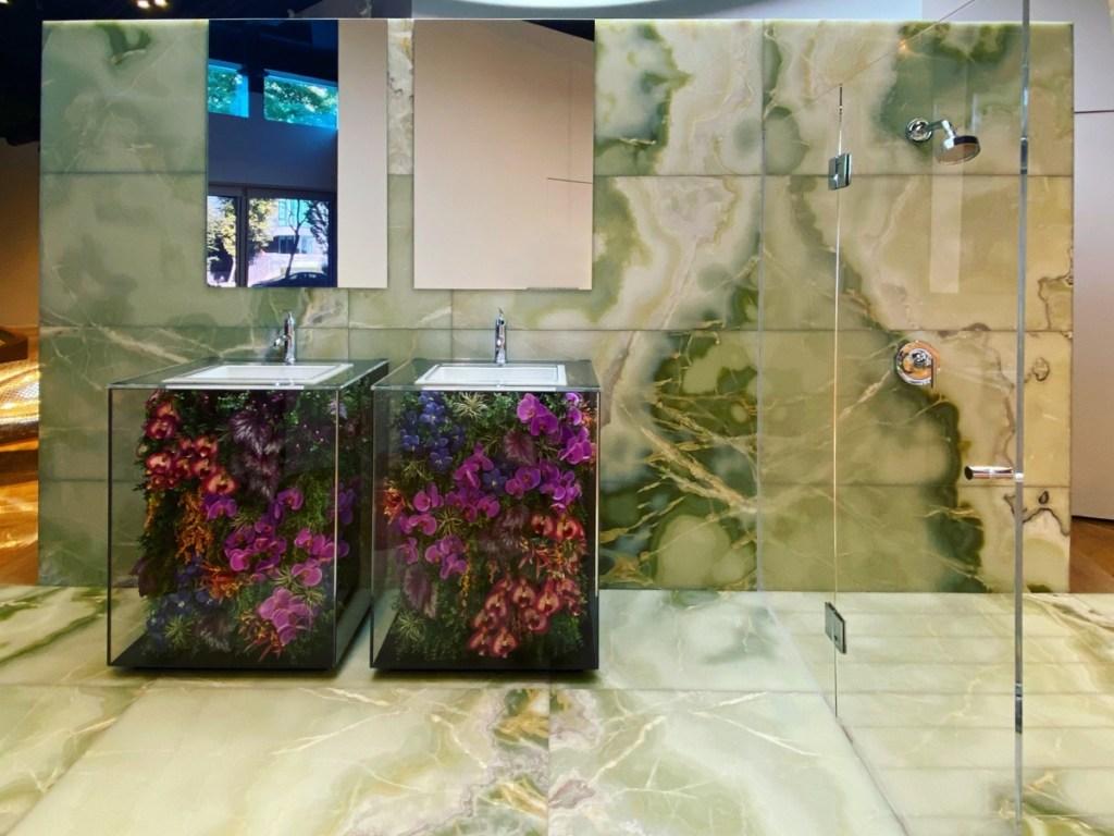 Oakridge Sales Centre Bathroom Vanities